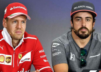 Alonso y Vettel suenan para Aston Martin