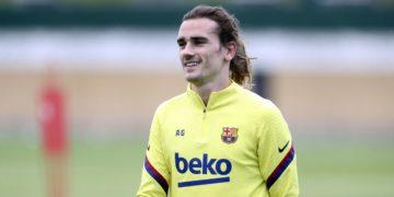 """Antoine Griezmann dijo sentirne """"a tope"""" física y mentalmente para el retorno de la Liga española con el Barcelona"""