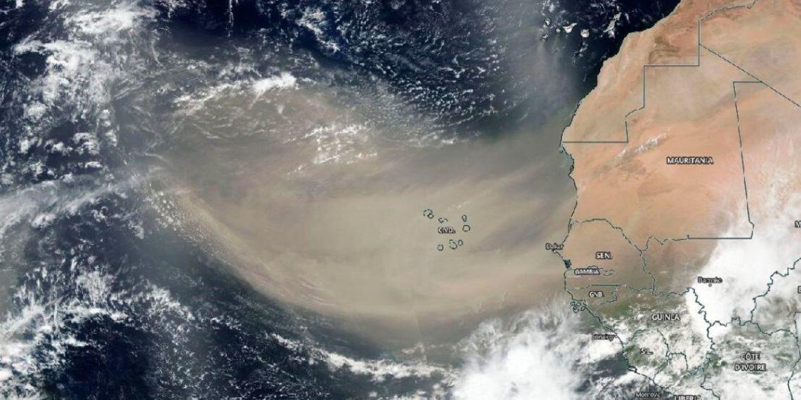 Arena desierto Sahara