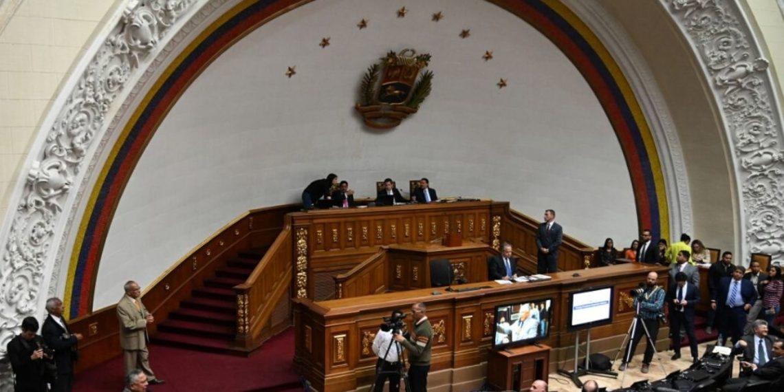Venezuela tendrá elecciones para la Asamblea Nacional en diciembre con un aumento de las curules. Foto: AFP