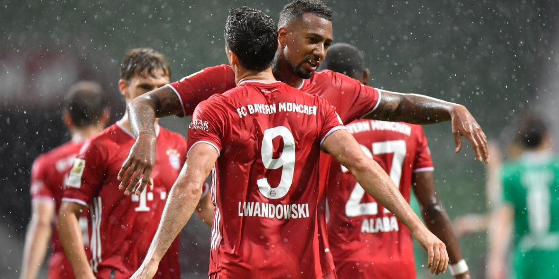 Bayern y Juventus marcan la pauta en Europa
