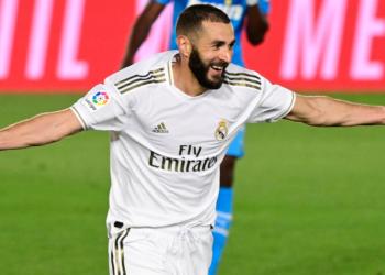 Benzema en el Real Madrid ya es histórico