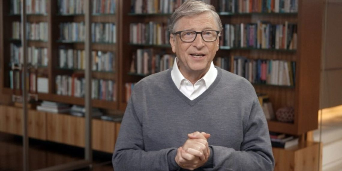 Bill Gates y la pandemia del covid-19