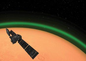 atmósfera de Marte
