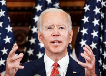 presidente electo Joe Biden