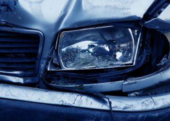Imagen de referencia de carro que se chocó en un accidente. Foto: Pixabay