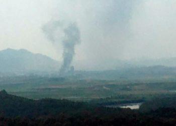 Corea del Norte eleva las tensiones