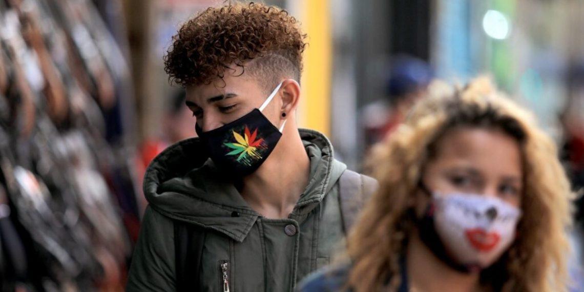 jóvenes en Colombia