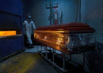 fallecidos por el COVID-19 en América