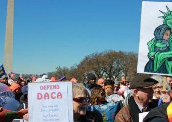 Tribunal Suprmeo mantiene a DACA