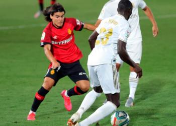 El debut de Luka Romero es histórico