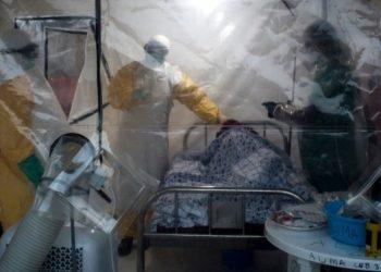 Nuevo brote Ébola