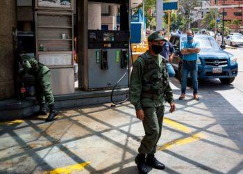 periodista Romero gasolina Venezuela