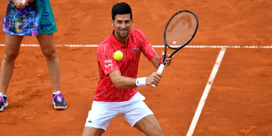 Djokovic contento con el US Open