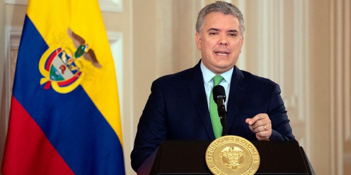Duque restricciones Venezuela