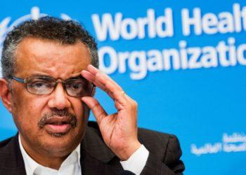 Tedros Adhanom Ghebreyesus, director general de la OMS. Foto: AP