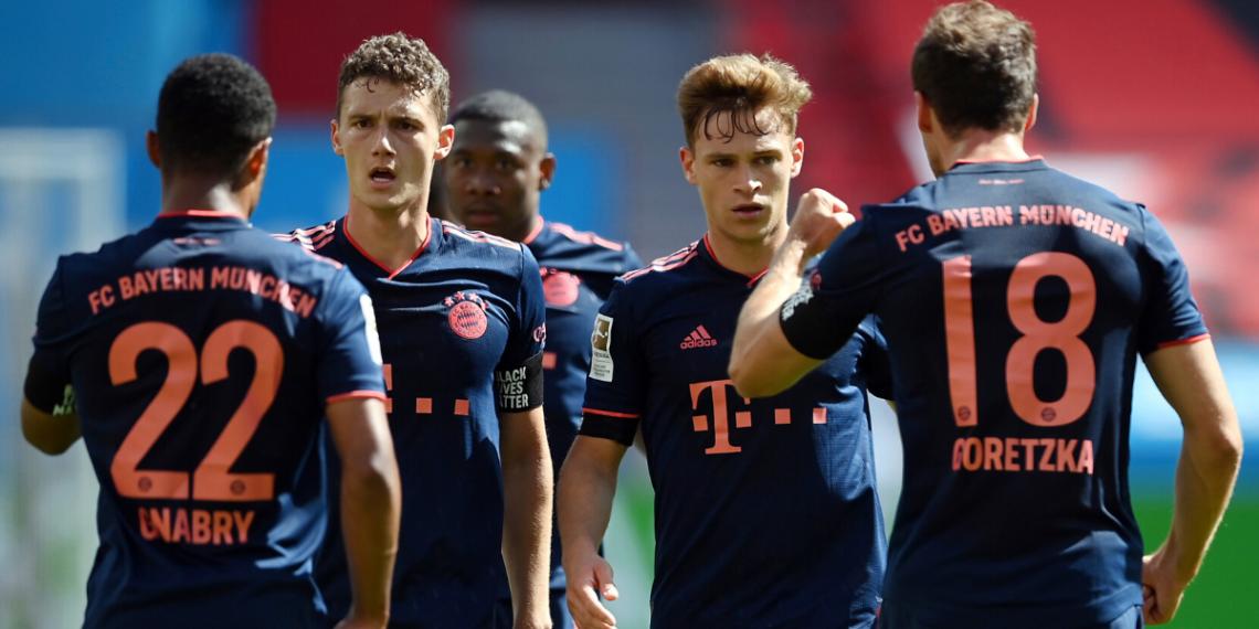 Partido del Bayern Múnich los acerca al título