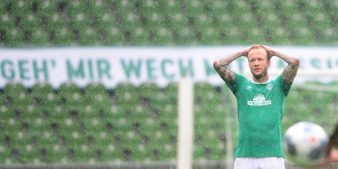 El Werder Bremen finalizó jornada 30 de la Bundesliga más cerca del descenso