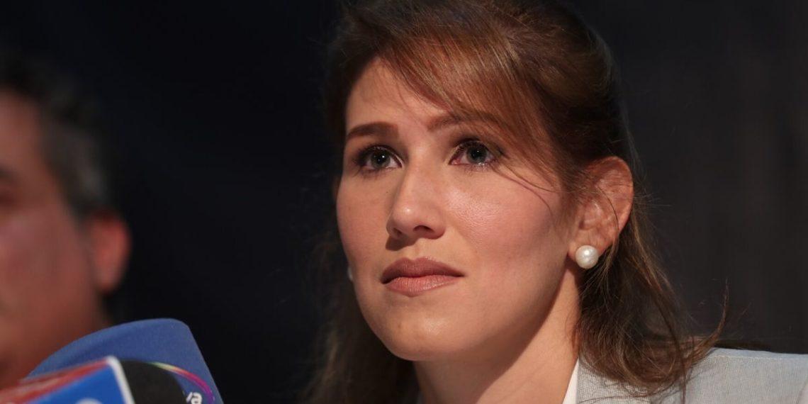 Embajadora de Guaidó en Chile