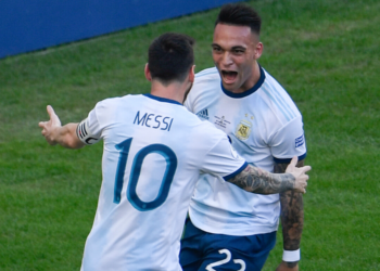 Messi y Lautaro se podrían juntar en Barcelona