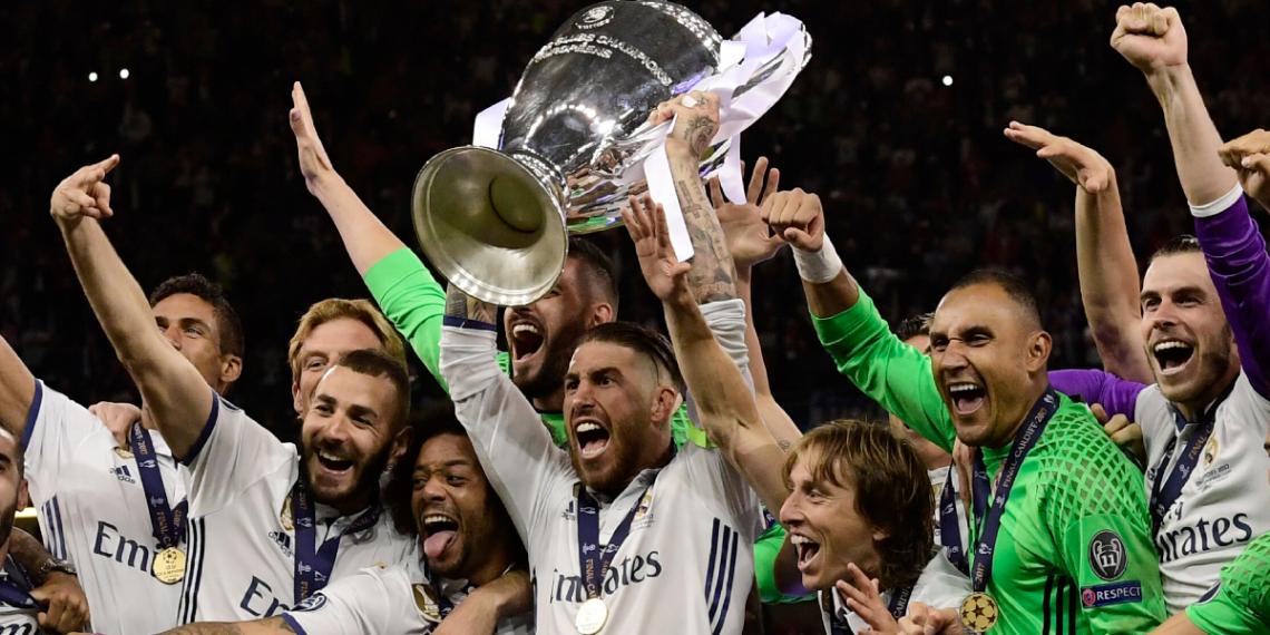 El Real Madrid derrotó a la Juventus en la final de 2017