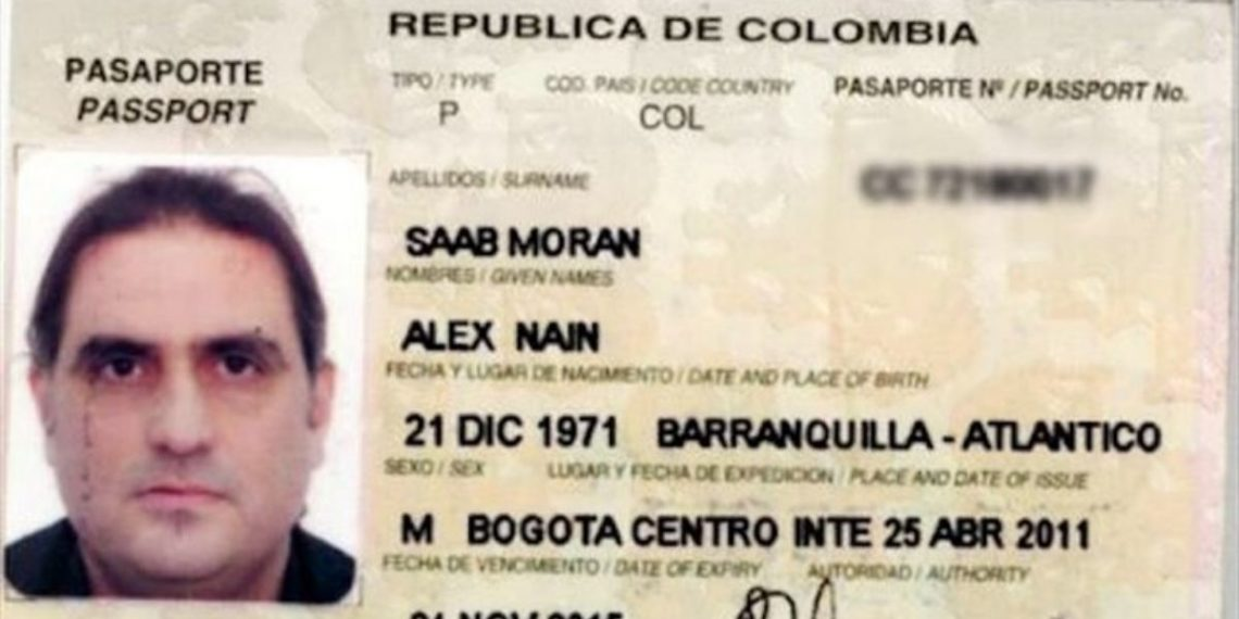 Colombia Justicia Cabo Verde Alex Saab