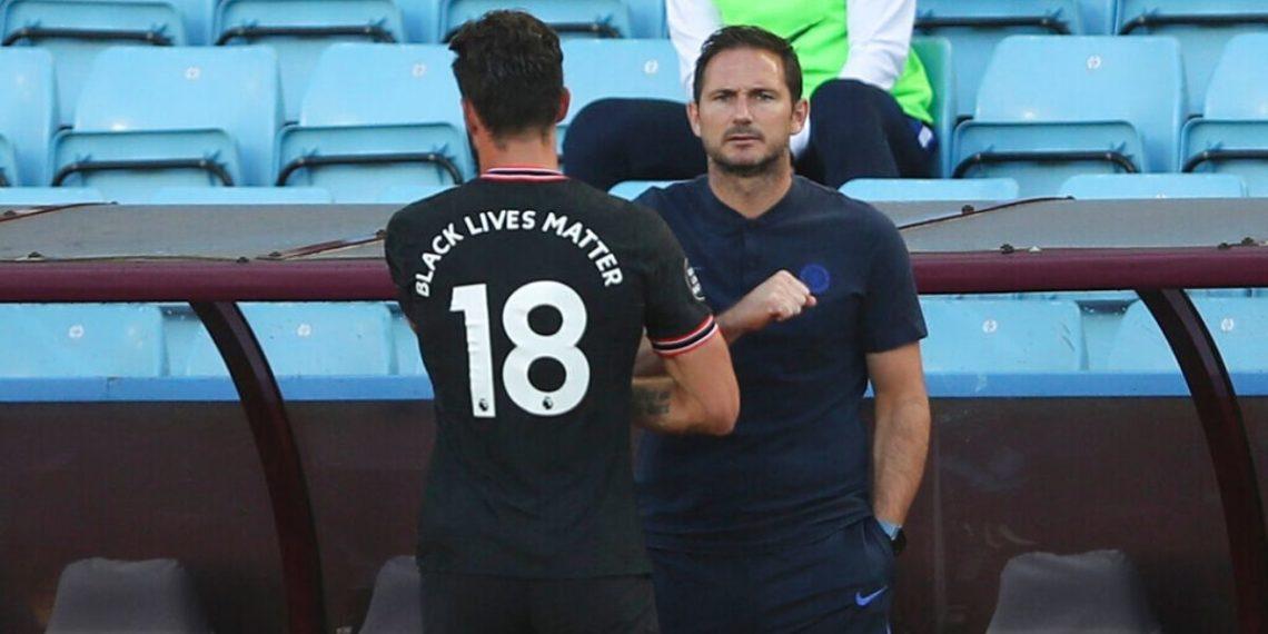 Frank Lampard afirmó que con los nuevos fichajes millonarios la presión sobré él aumentará
