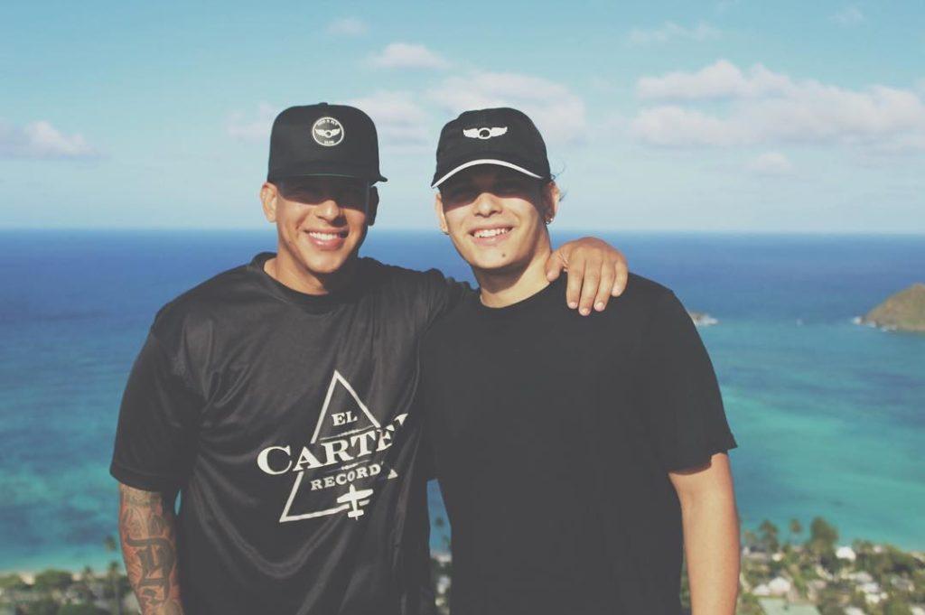 Jeremy Ayala, hijo de Daddy Yankee