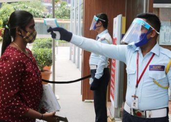 COVID-19 en la India