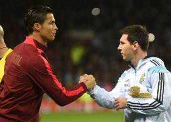 Messi y Cristiano hacen molestar a Inzaghi