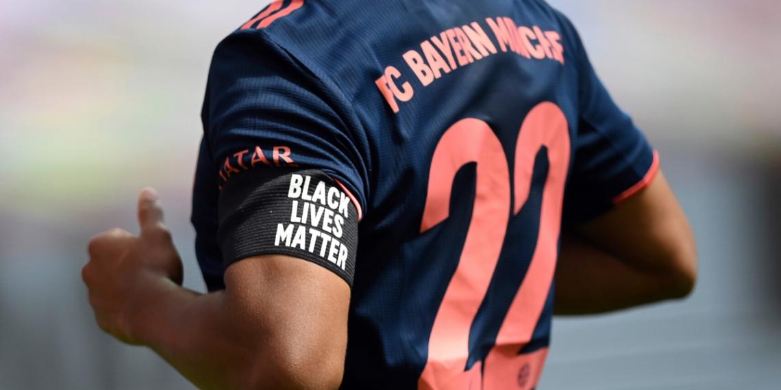 Jugadores del Bayern mostraron su apoyo con esta causa