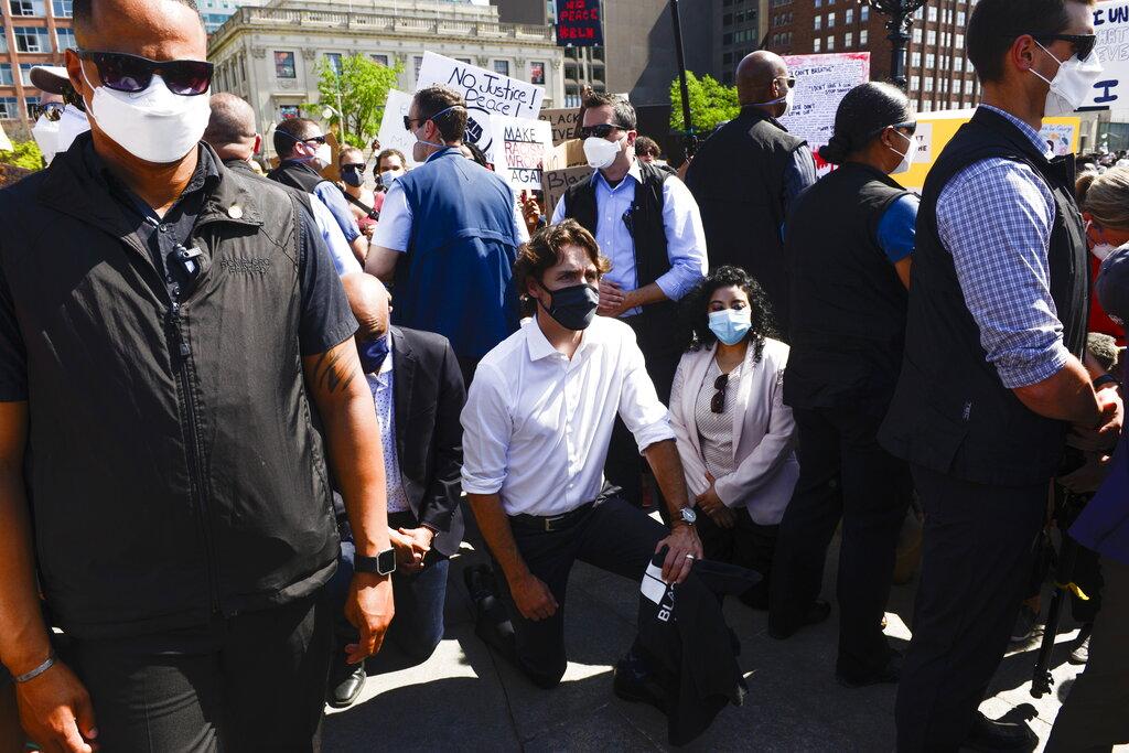 Protestas Estados Unidos