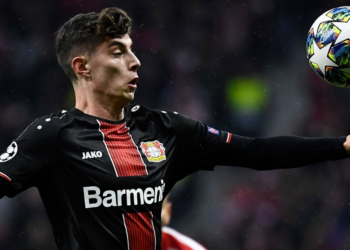 Kai Havertz al Chelsea es una posibilidad latente
