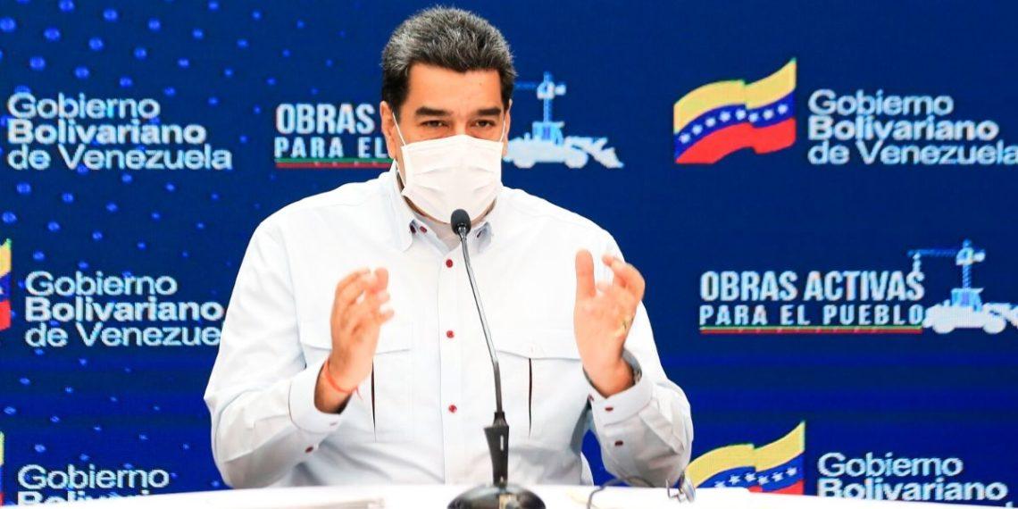 Maduro conversar Trump