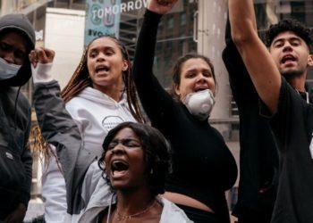 Protestas en Estados Unidos George Floyd