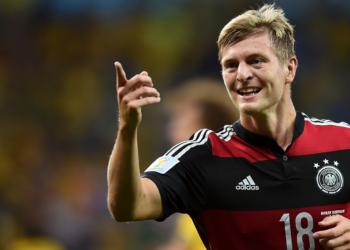 Alemania realizó una de las mayores goleadas en la historia del fútbol