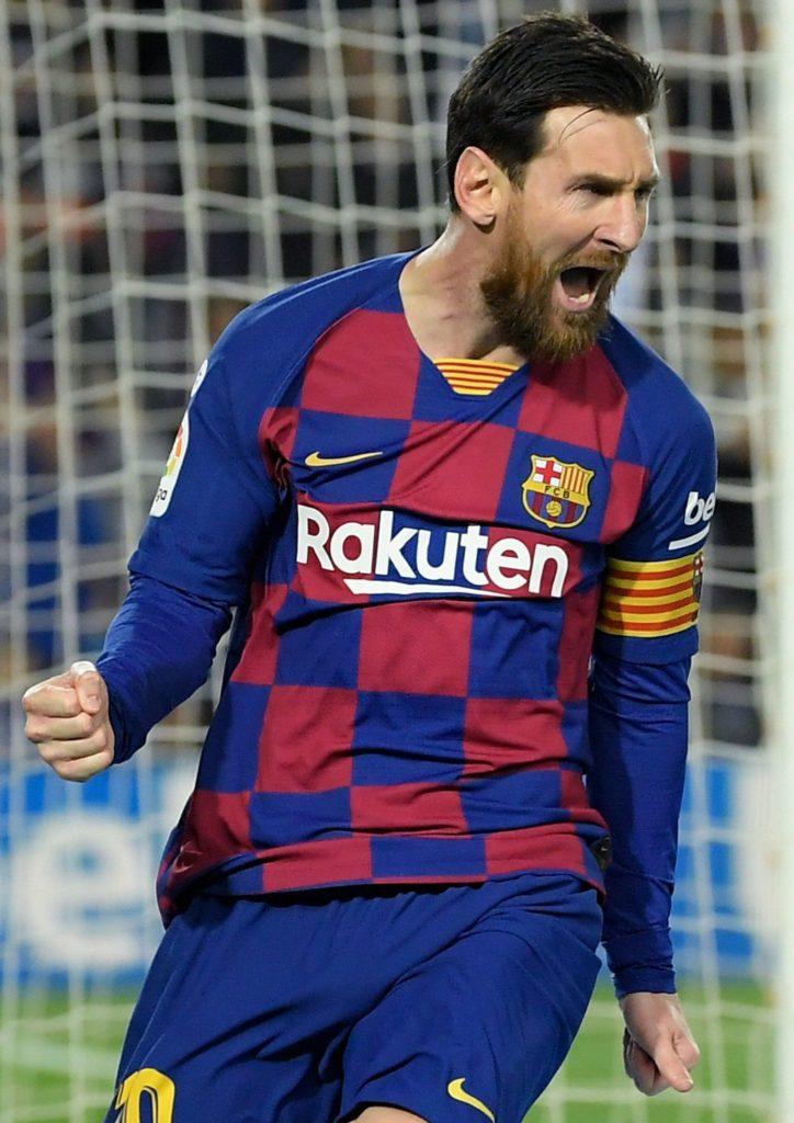 Messi destaca entre los mejores delanteros
