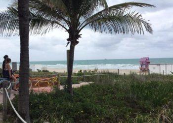 Miami reabre sus playas