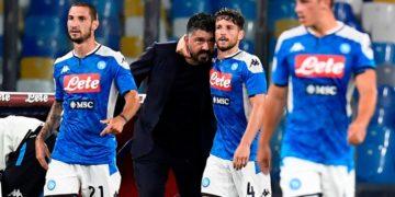 Nápoles avanzó a la final de la Coppa Italia y enfrentara a la Juventus
