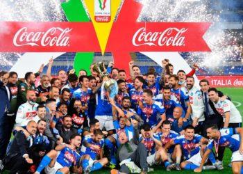 El Nápoles finalizó campeón de la Copa Italia al vencer a la Juventus en los penales