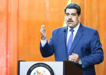 Maduro y Unión Europea