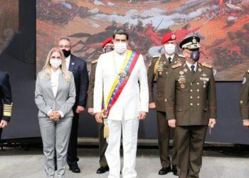 Nicolás Maduro, jefe del régimen venezolano