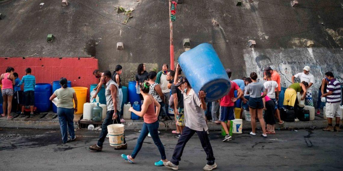 Escasez de agua COVID-19