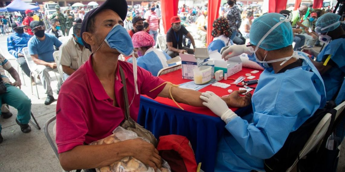 Muertes coronavirus en Venezuela