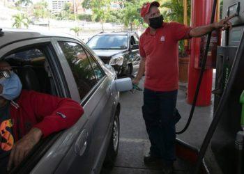venta gasolina en Venezuela