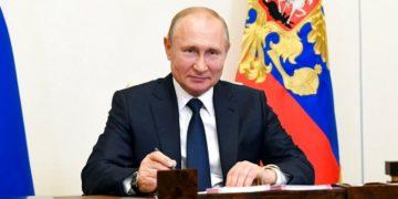 Vladimir Putin Referéndum
