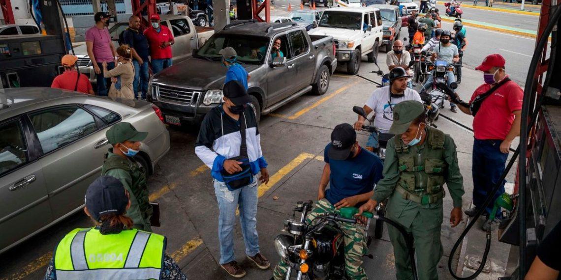 venta gasolina venezuela