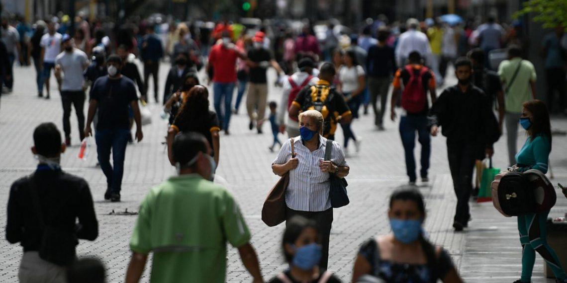 Repunte coronavirus venezuela