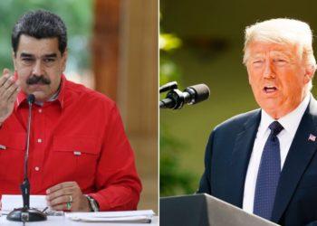 Rusia Trump Maduro