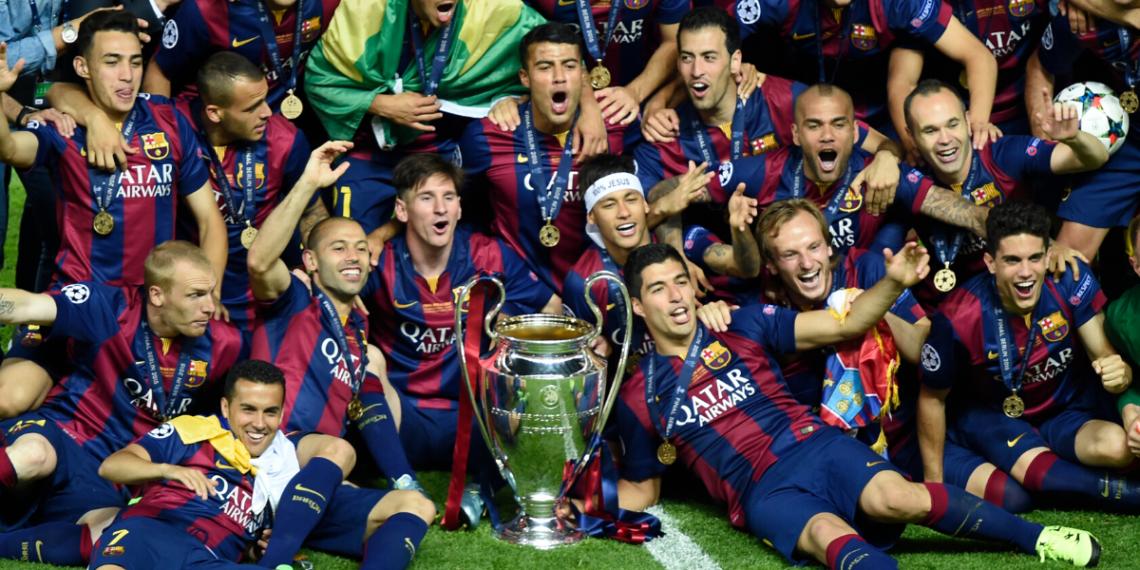 Se cumplen cinco años de la final entre Barcelona y Juventus